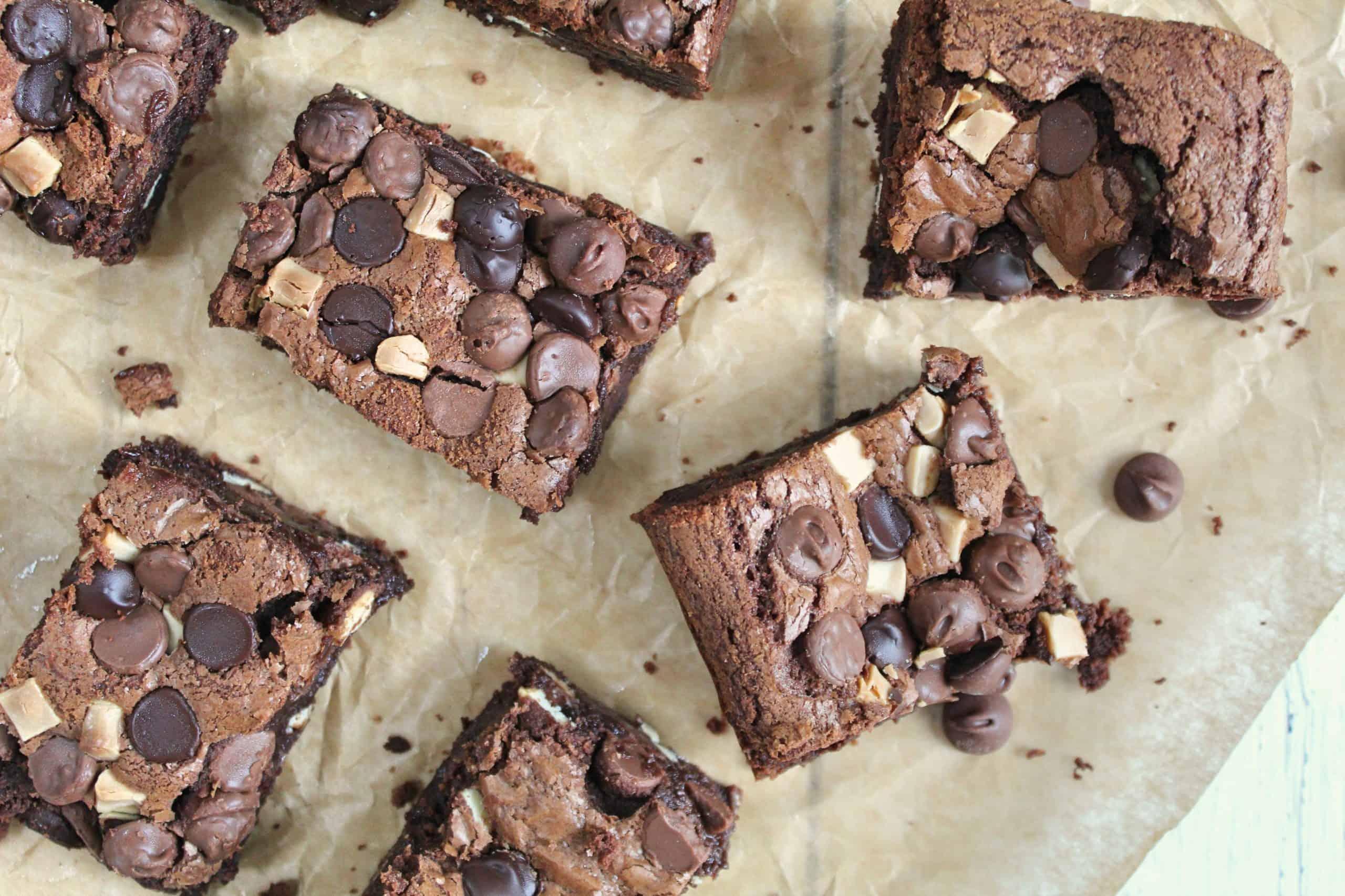 GLUTEN FREE CHOCOLATE BROWNIE RECIPE 69