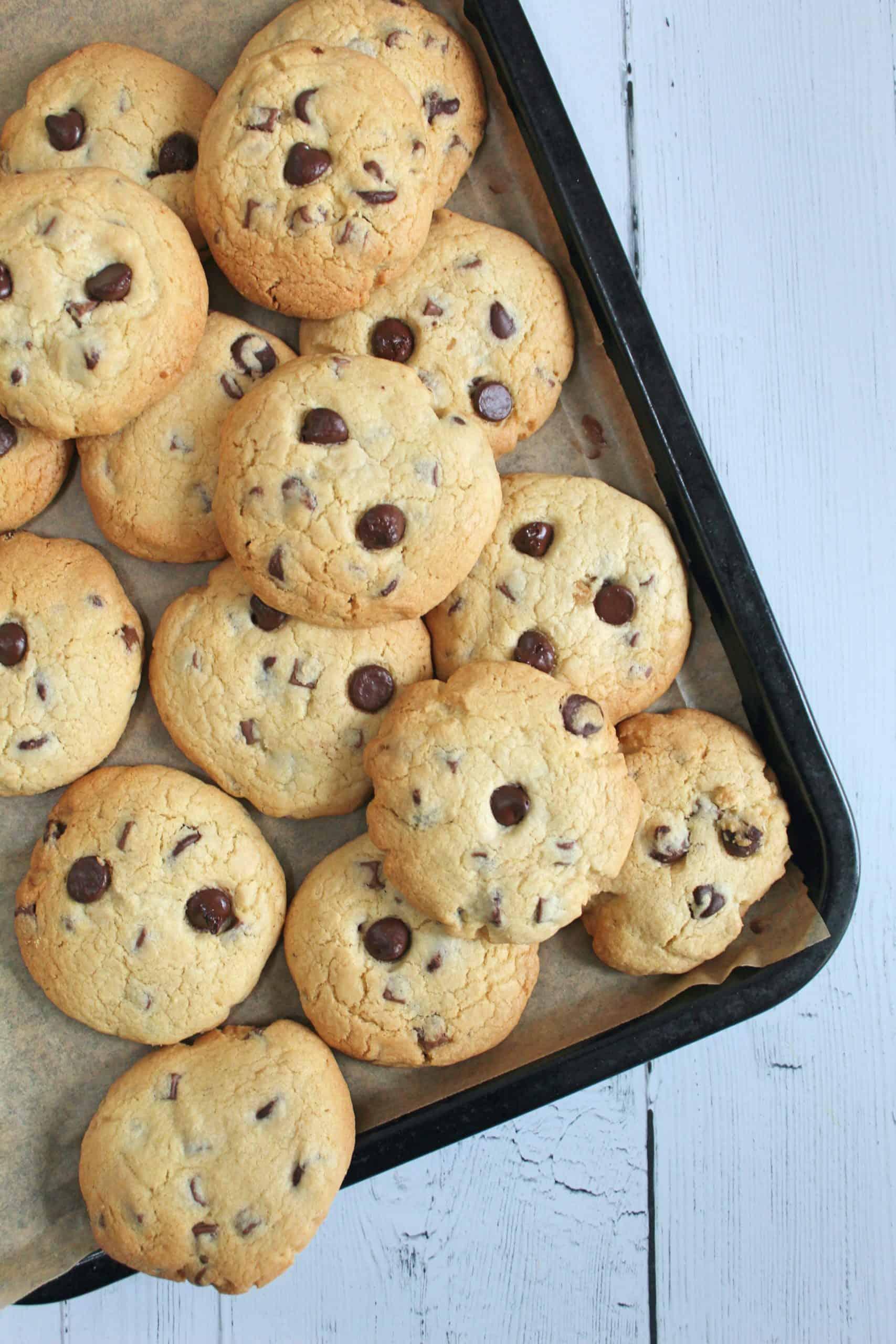 gluten free chocolate chip cookies recipe 1