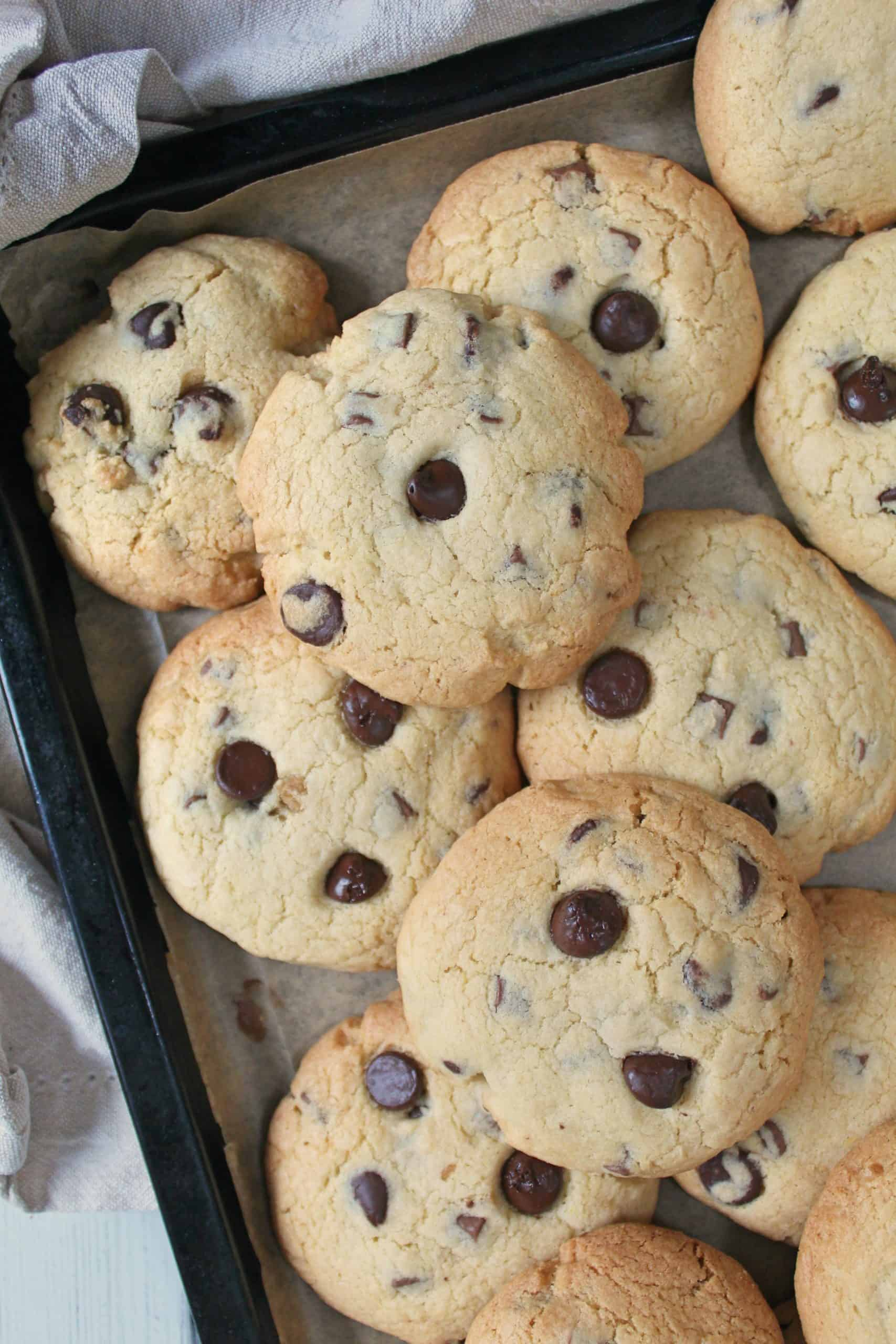 gluten free chocolate chip cookies recipe 21