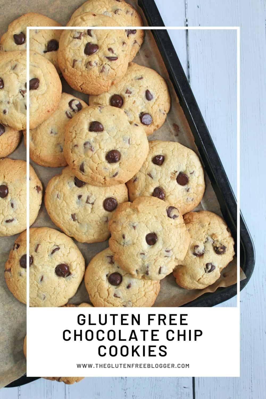 gluten free chocolate chip cookies recipe coeliac