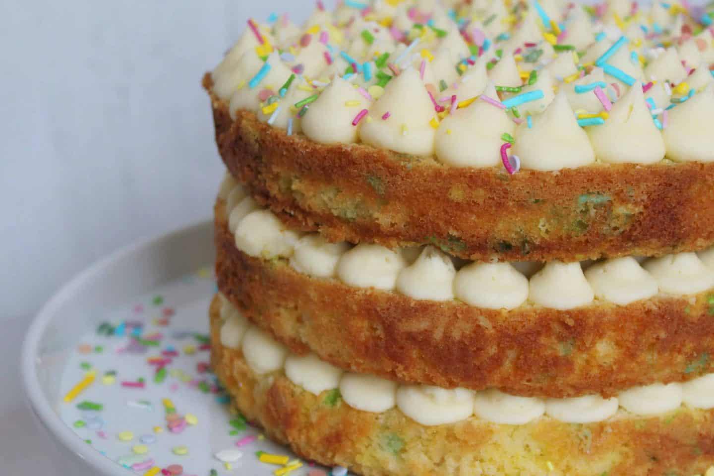 gluten free funfetti cake recipe uk 105