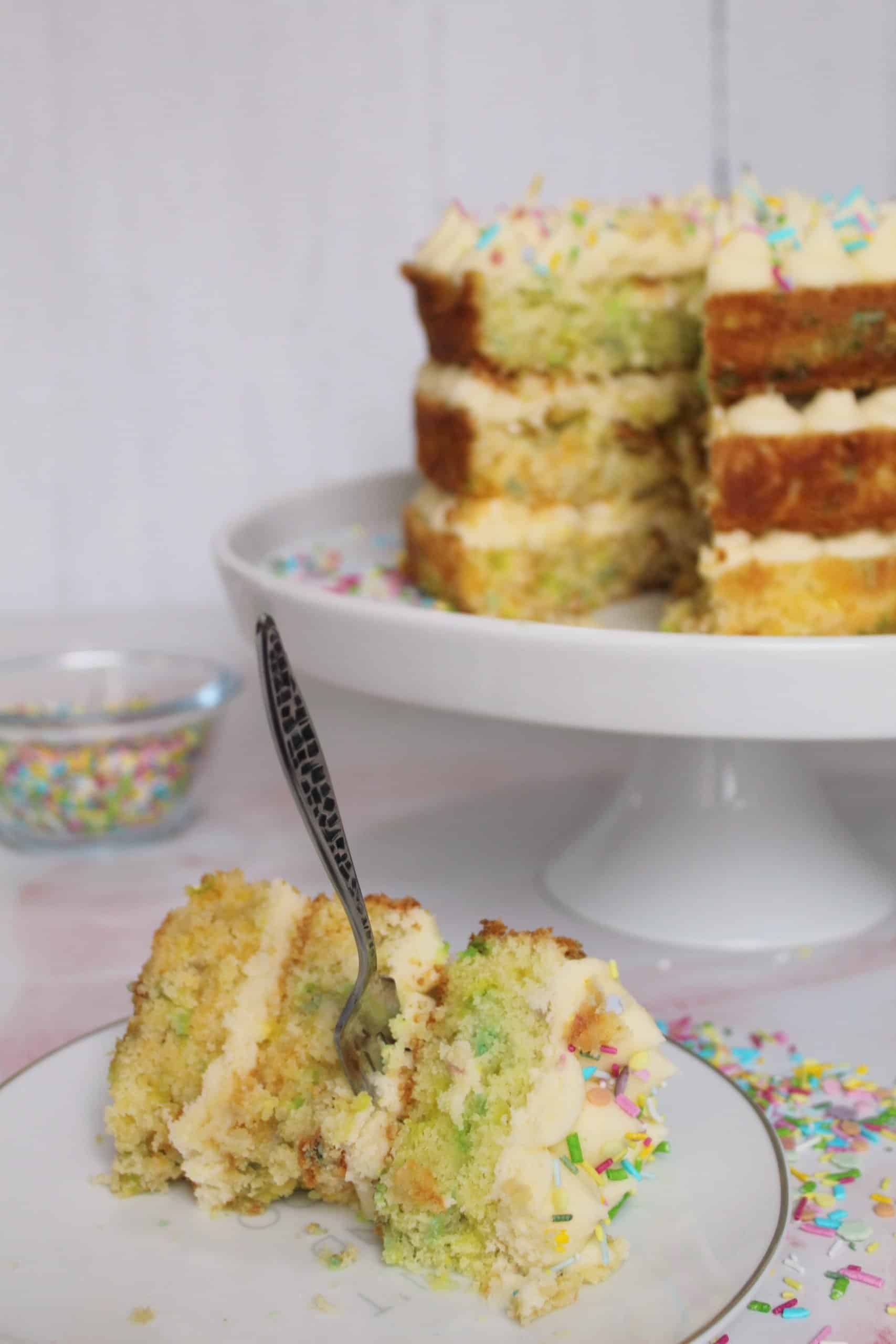 gluten free funfetti cake recipe uk 115