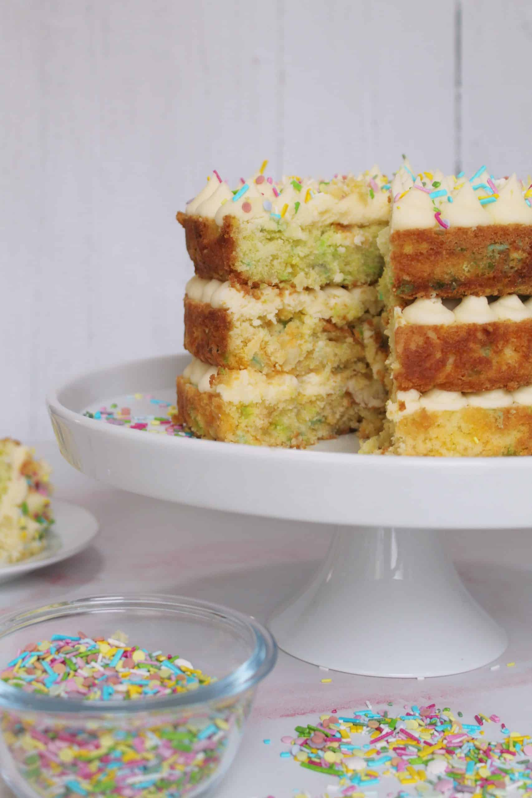 gluten free funfetti cake recipe uk 130