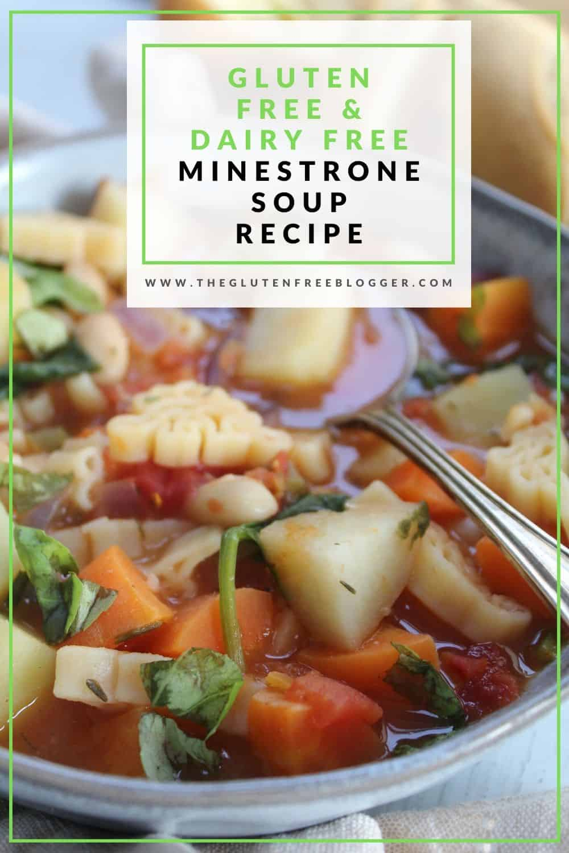 gluten free minestrone soup recipe dairy free lunch ideas coeliac celiac healthy recipe meal prep (1)