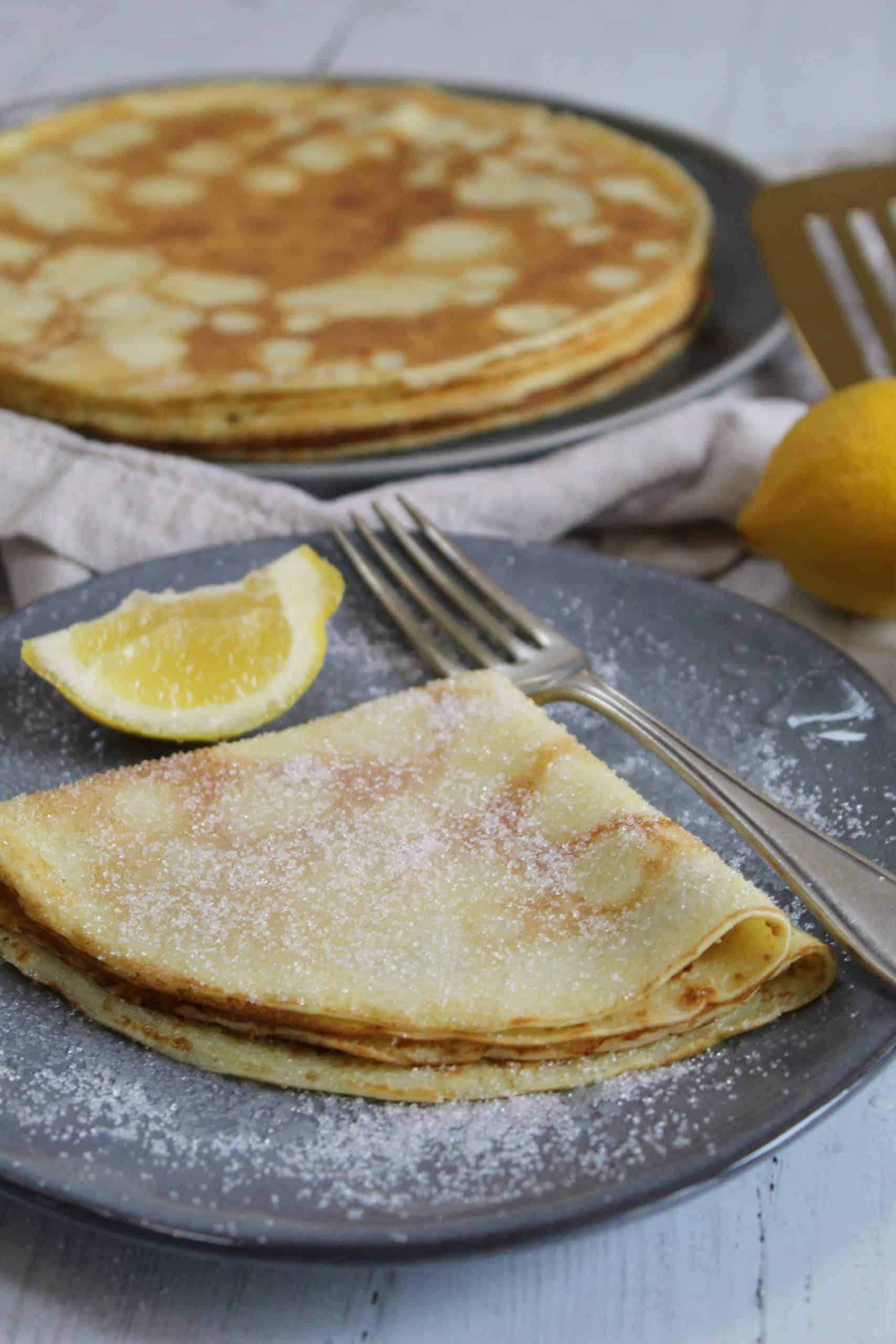 gluten free pancake recipe easy crepe style 8