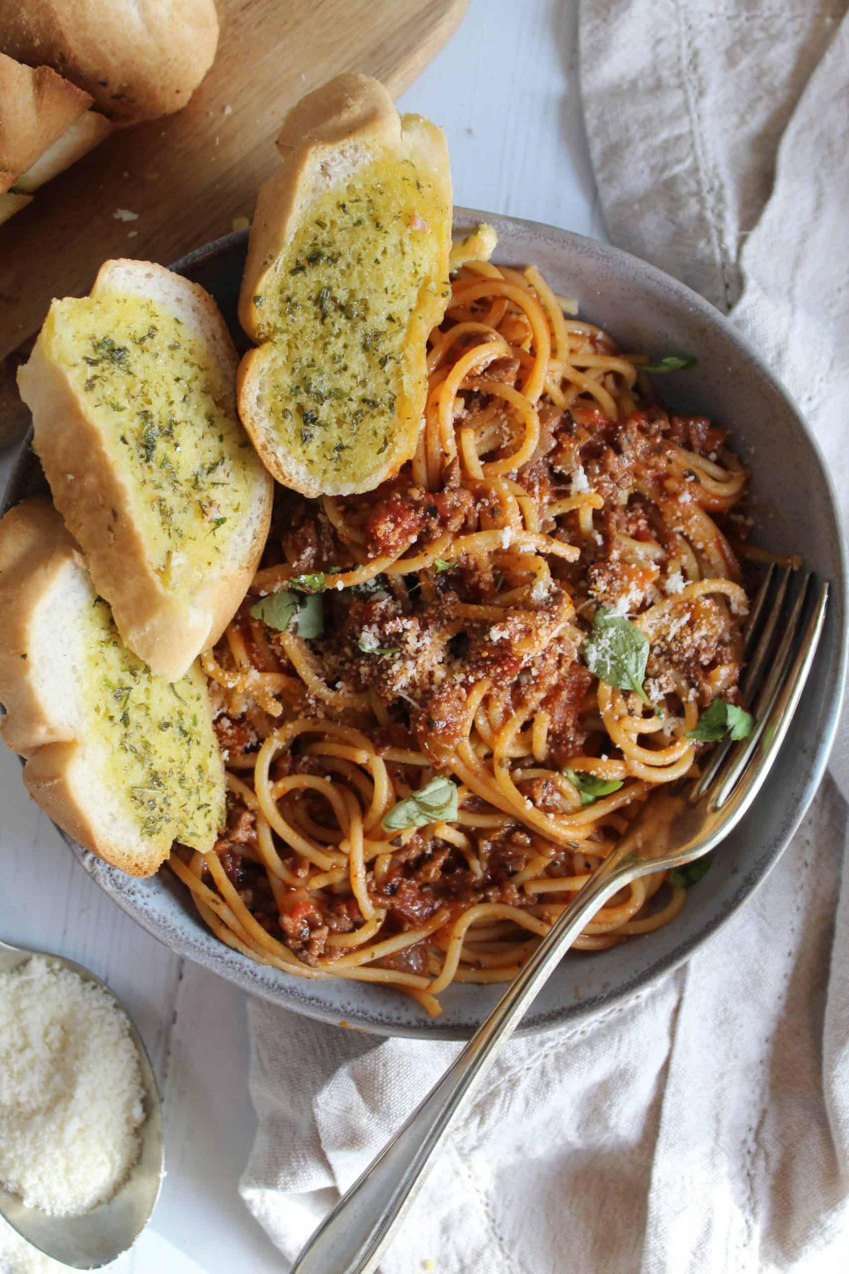 gluten free spaghetti bolognese recipe 44