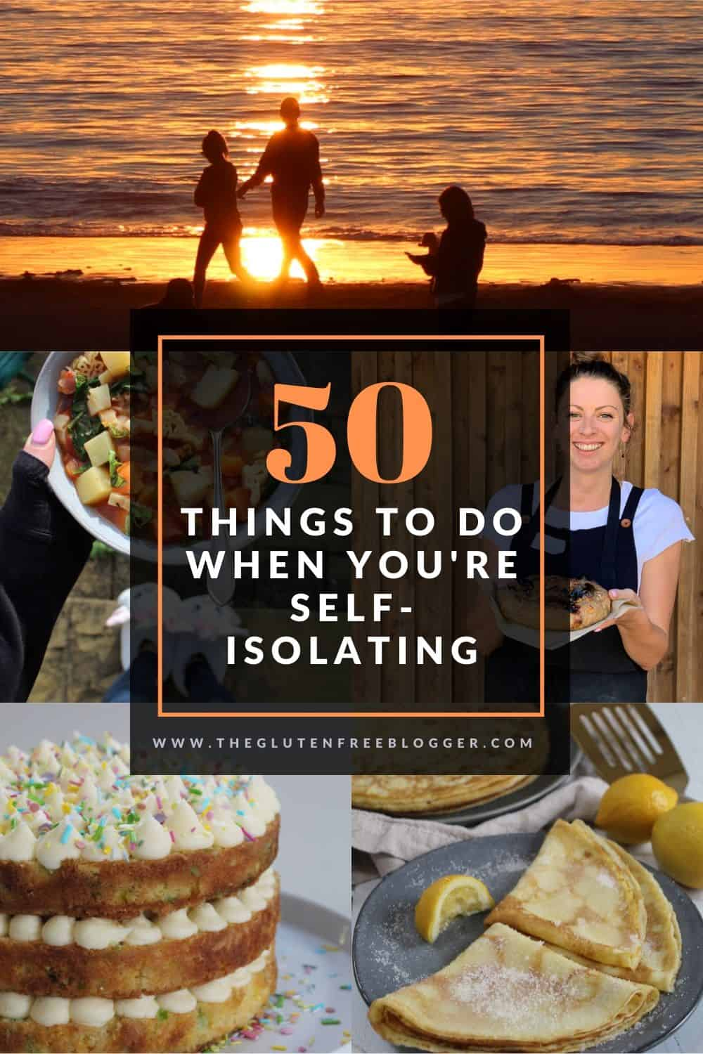 50 things to do if you're self isolating (2)