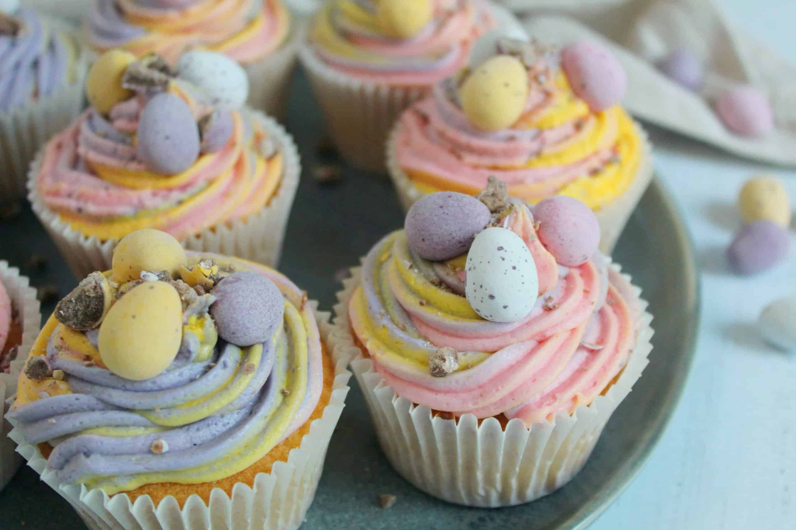 GLUTEN FREE MINI EGG CUPCAKES RECIPE 38