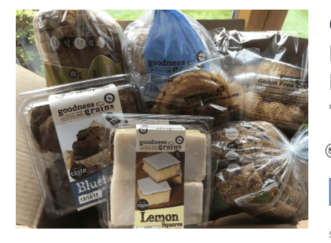 goodness grains gluten free delivery uk