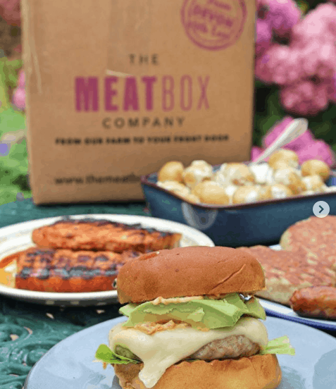 the meatbox company gluten free delivery