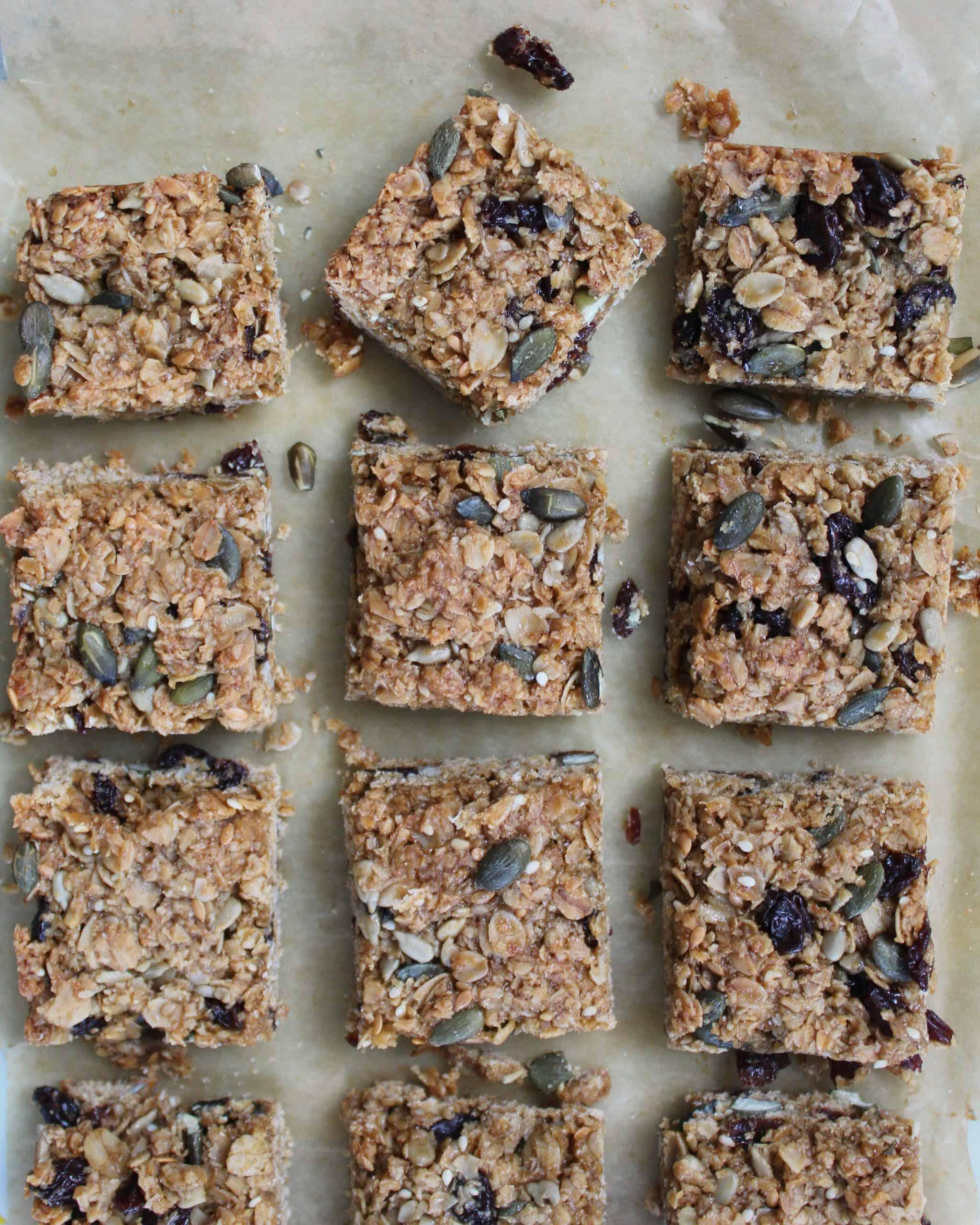 easy gluten free flapjack recipe 28