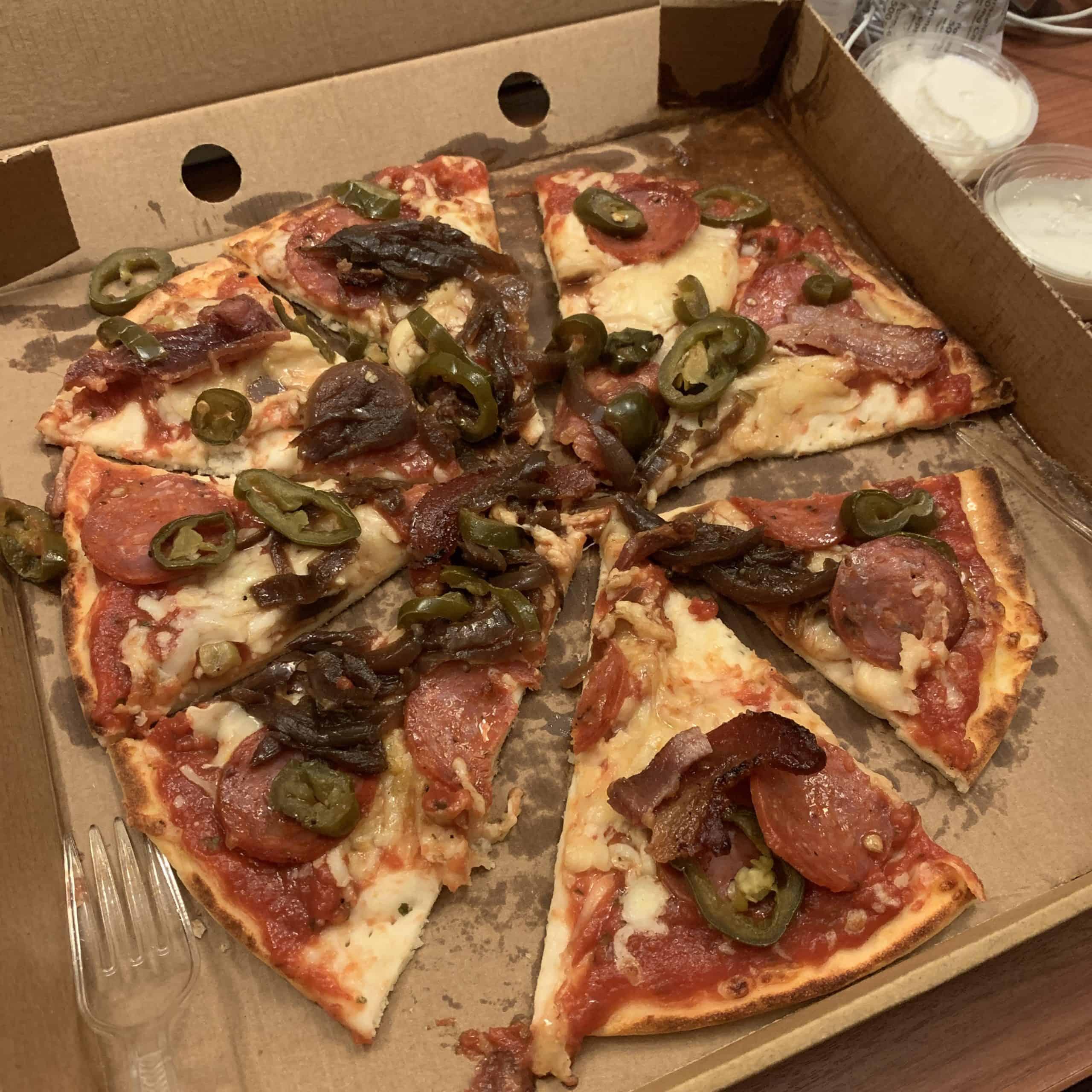 pizza punks gluten free glasgow restaurants