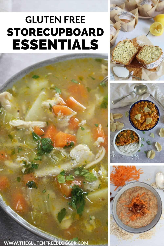 gluten free storecupboard essentials recipes batch cooking meal prep (1)