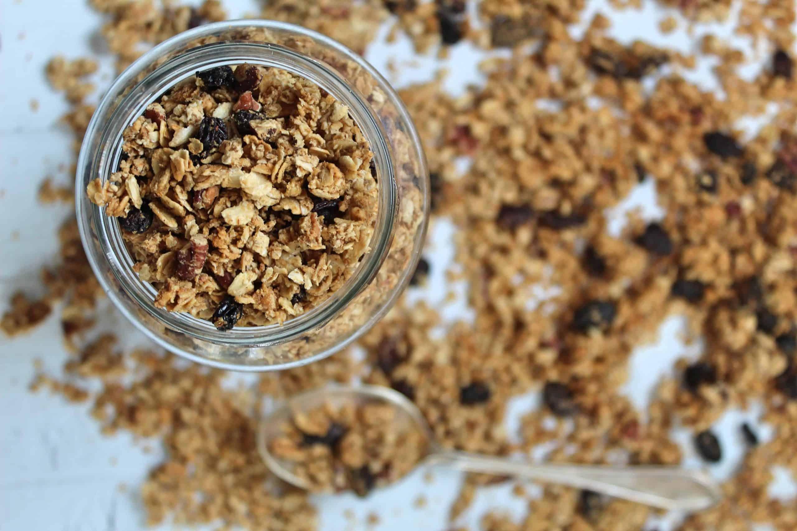 easy gluten free granola recipe 41