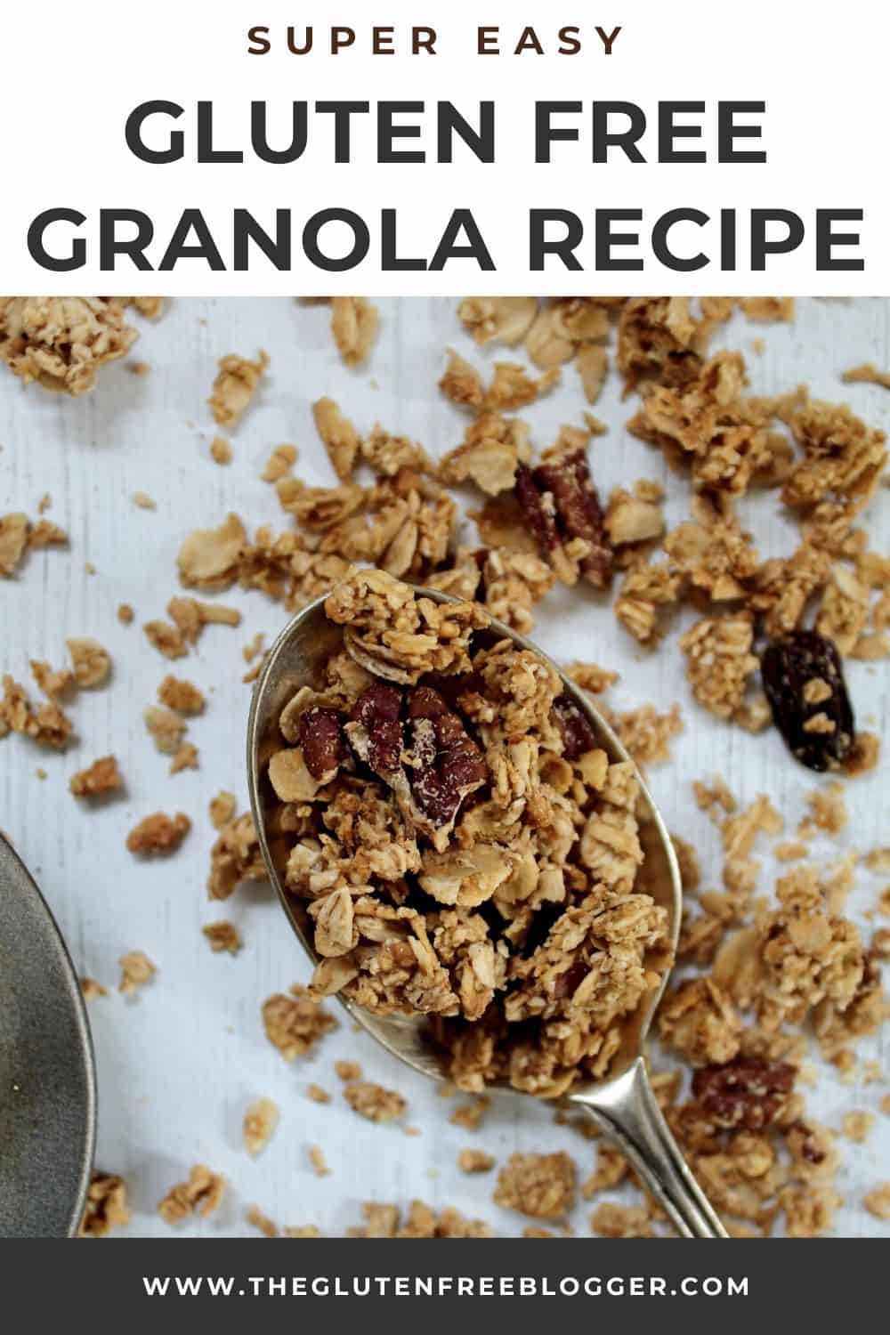 easy gluten free granola recipe peanut butter breakfast ideas