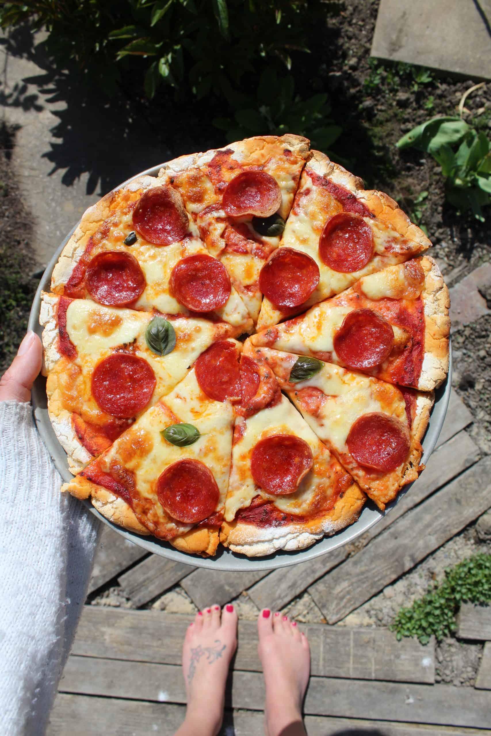 easy gluten free pizza recipe 48