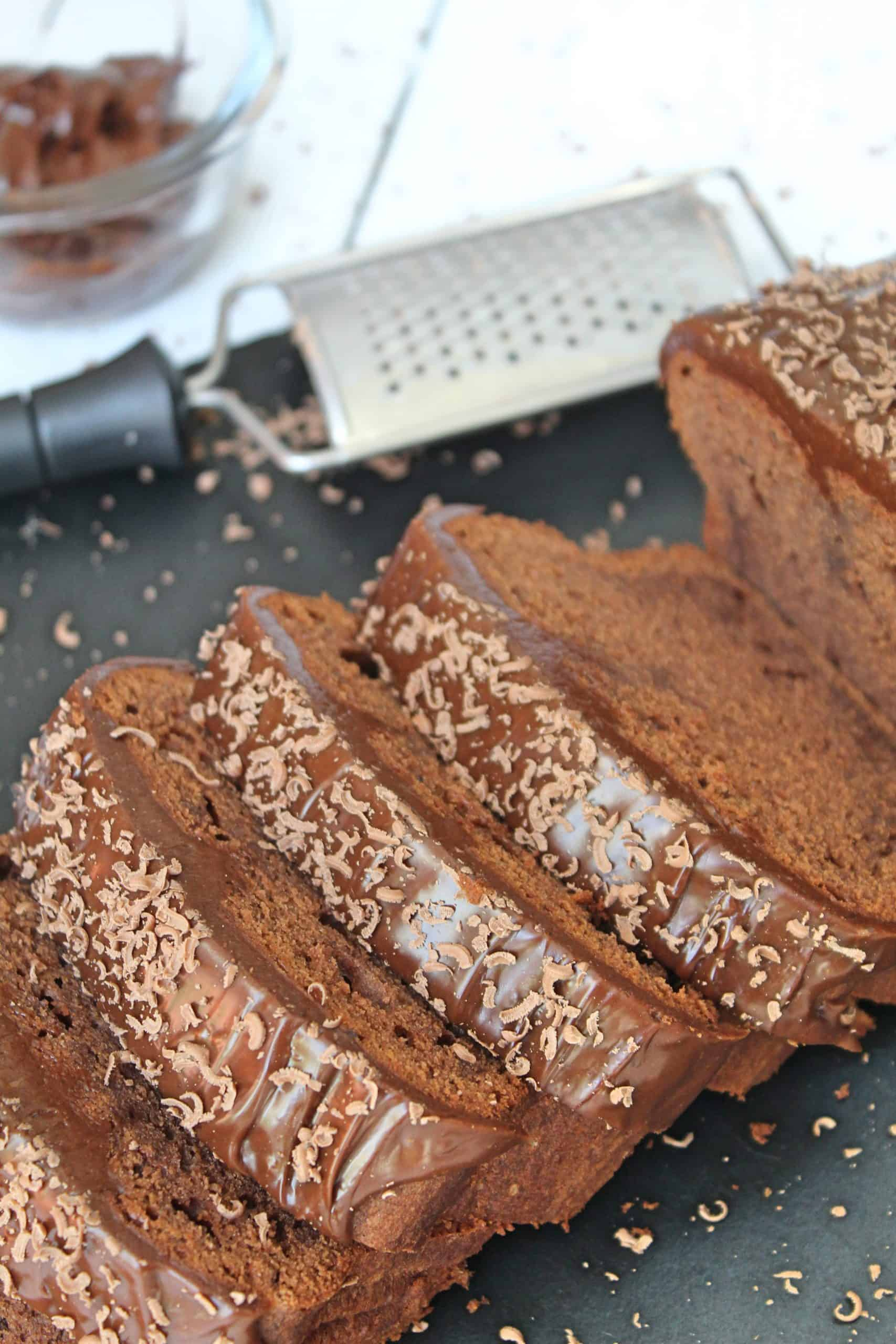 gluten free chocolate coffee cake mocha loaf cake recipe 118