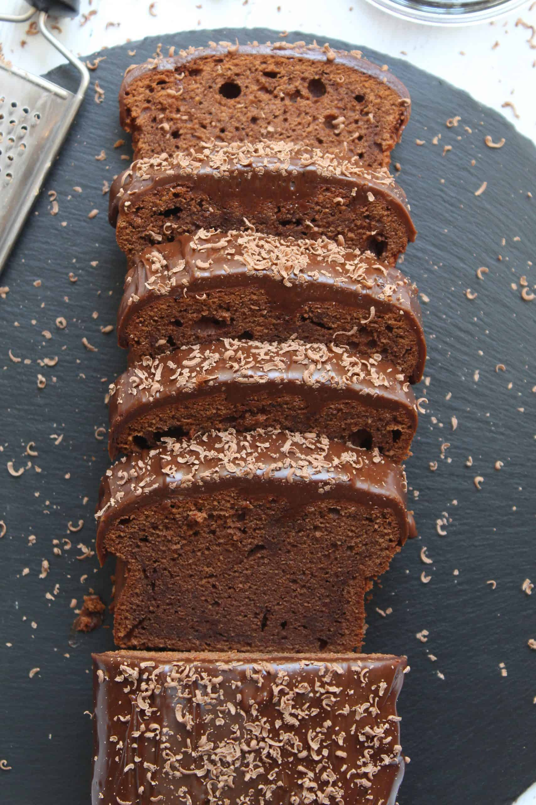 gluten free chocolate coffee cake mocha loaf cake recipe 90