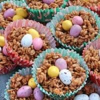 gluten free easter nests recipe 1