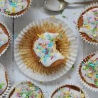 gluten free fairy cakes recipe