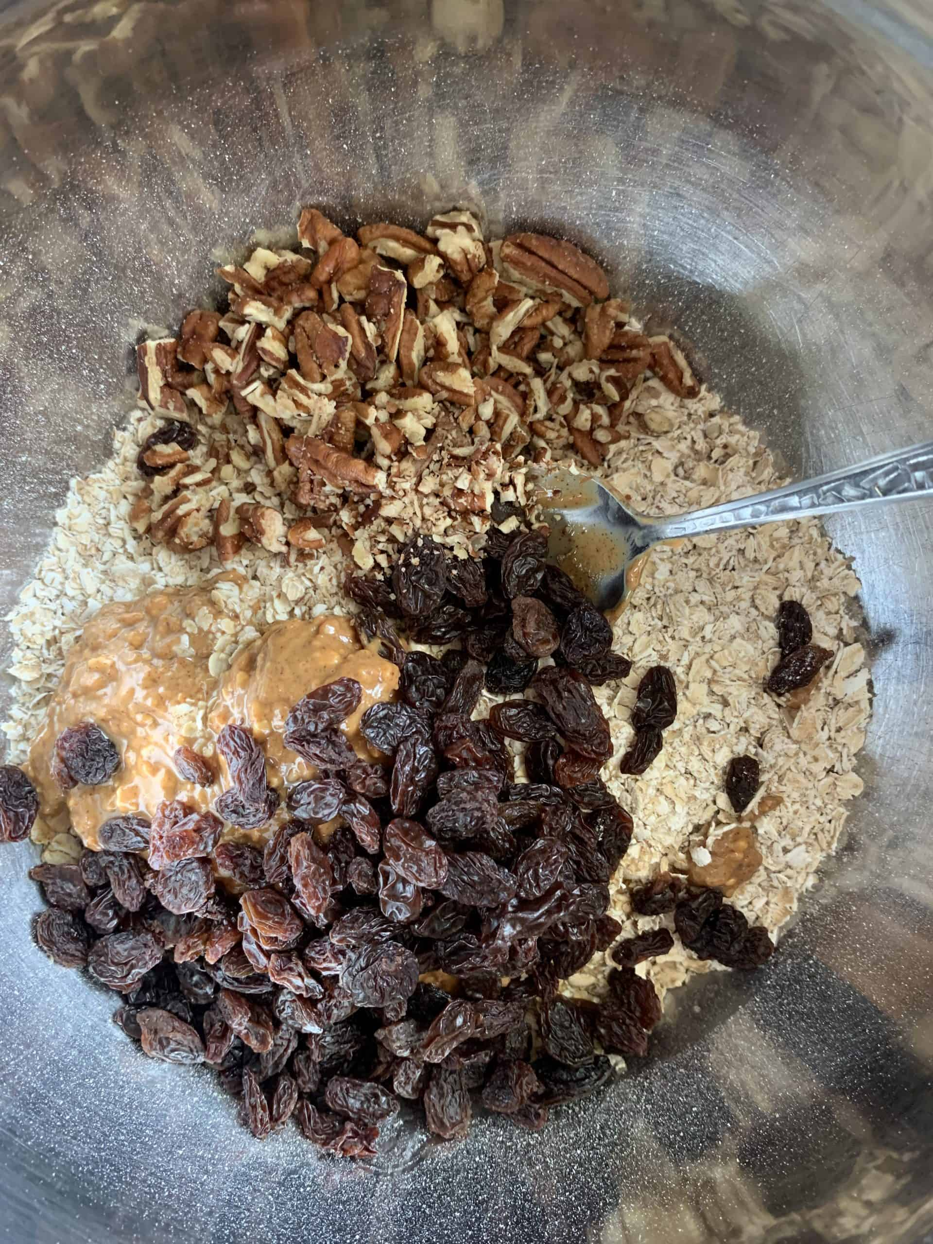 gluten free granola recipe step by step 1