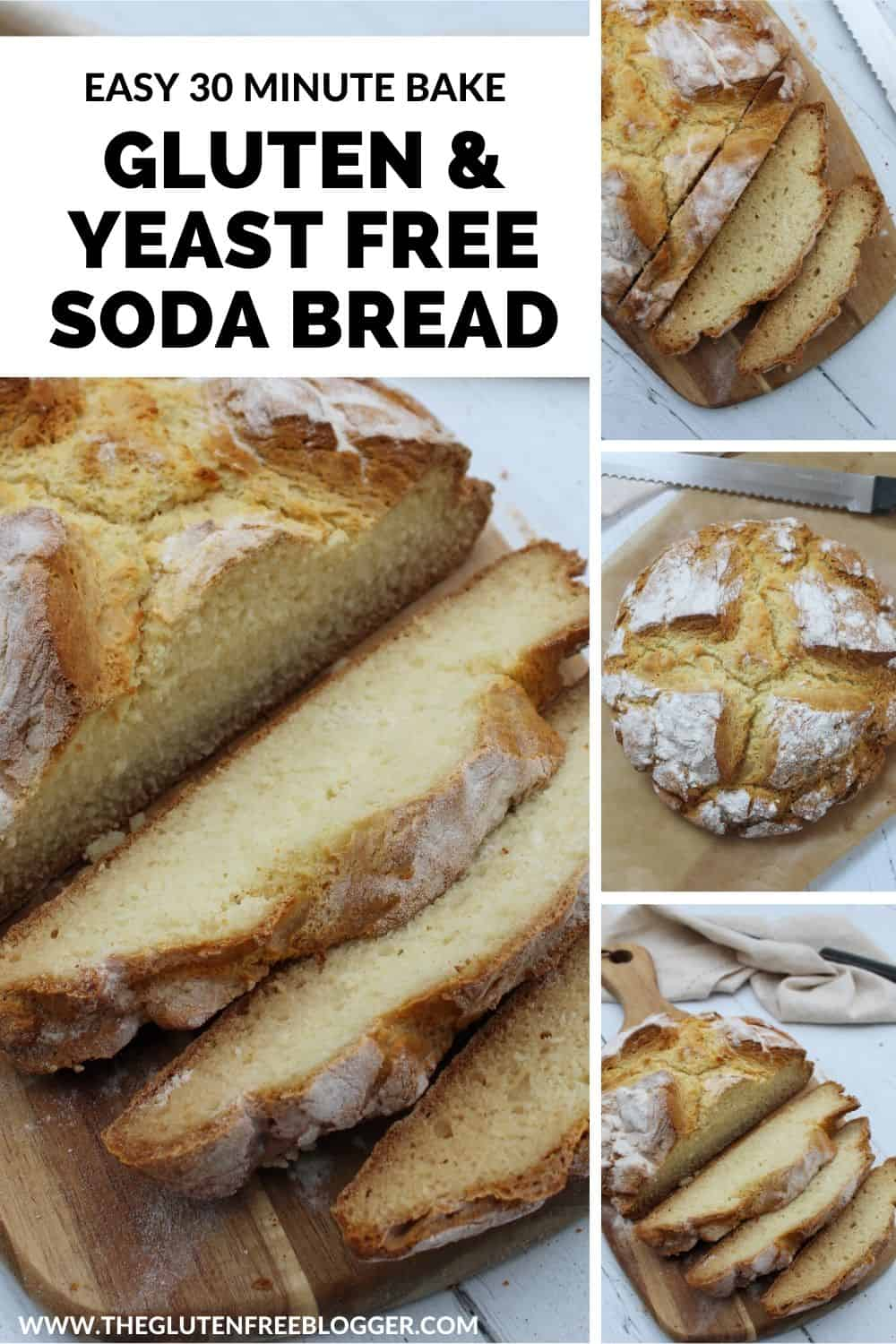 gluten free soda bread yeast free bread recipe easy baking at home (2)