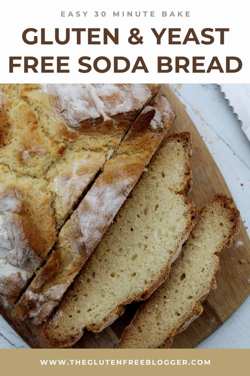 gluten free soda bread yeast free bread recipe easy baking at home (3)