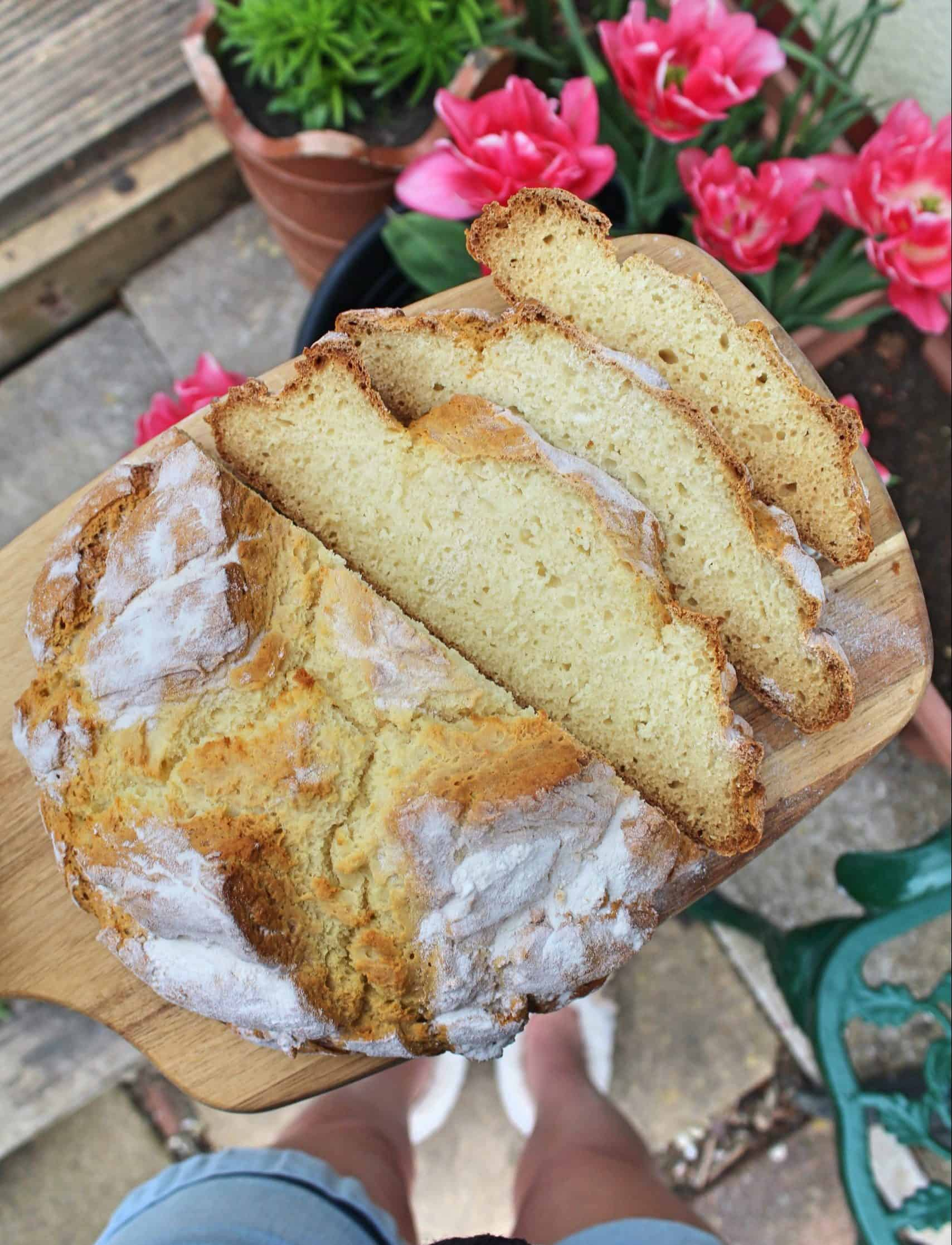 gluten free soda bread yeast free recipe