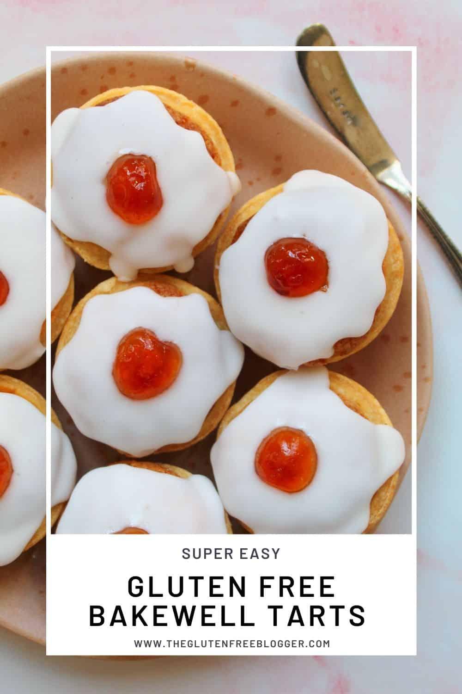 GLUTEN FREE BAKEWELL TARTS CHERRY BAKEWELLS RECIPE (3)
