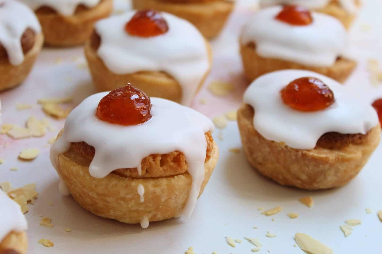 GLUTEN FREE CHERRY BAKEWELLS RECIPE 129