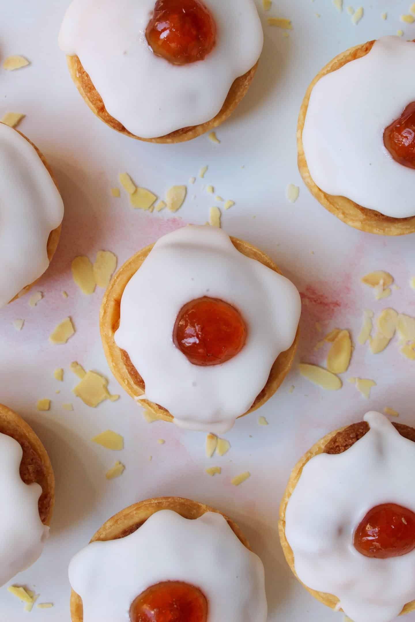 GLUTEN FREE BAKEWELL TARTS CHERRY BAKEWELLS RECIPE (2)