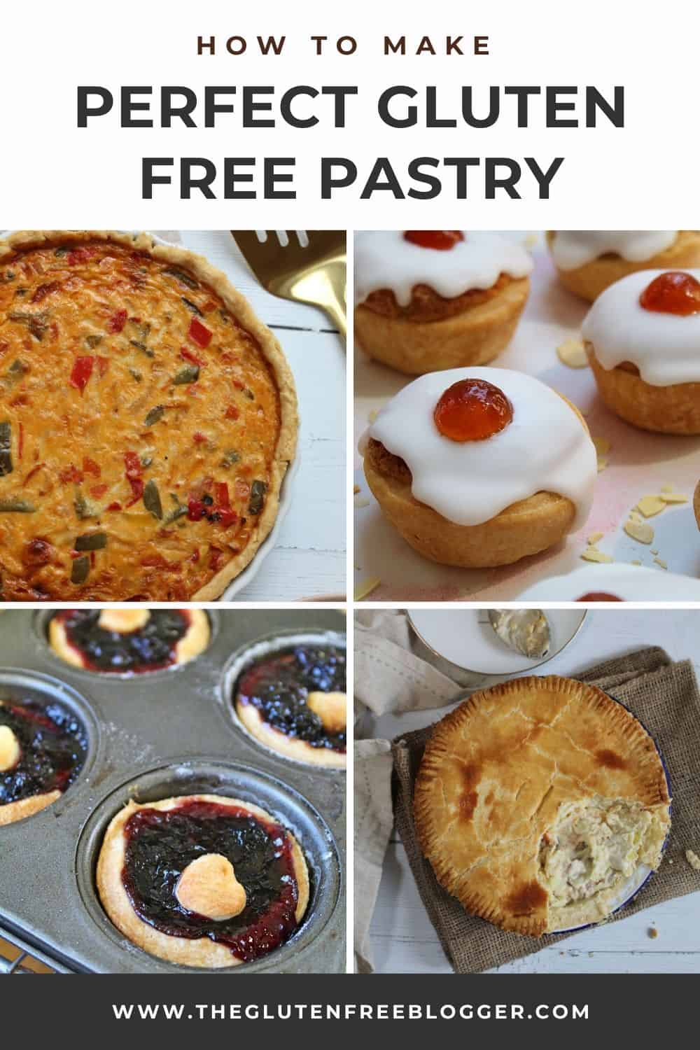 HOW TO MAKE GLUTEN FREE PASTRY STEP BY STEP GUIDE