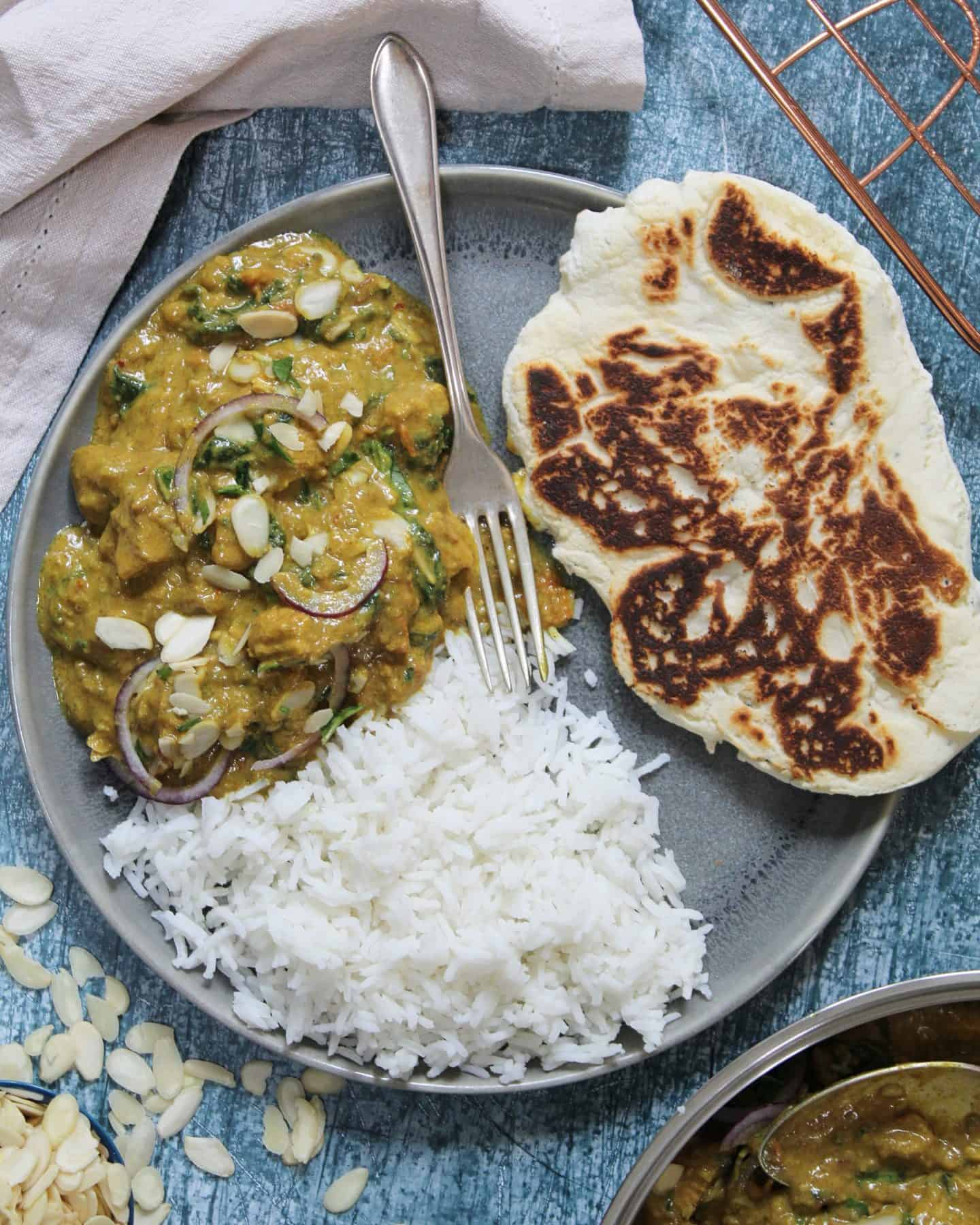 easy gluten free chicken curry recipe with coconut 34