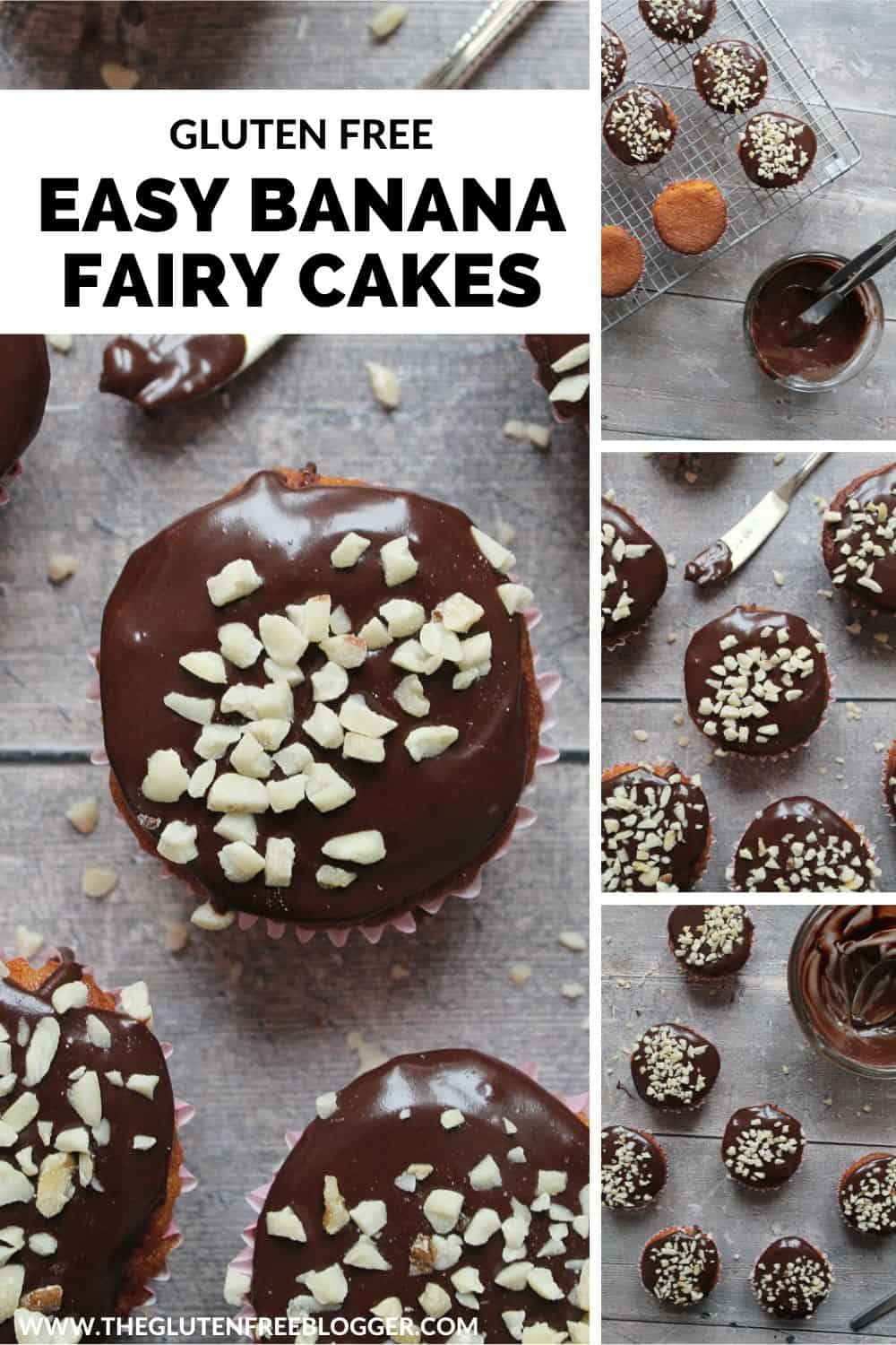 Gluten Free Banana Fairy Cakes Recipe