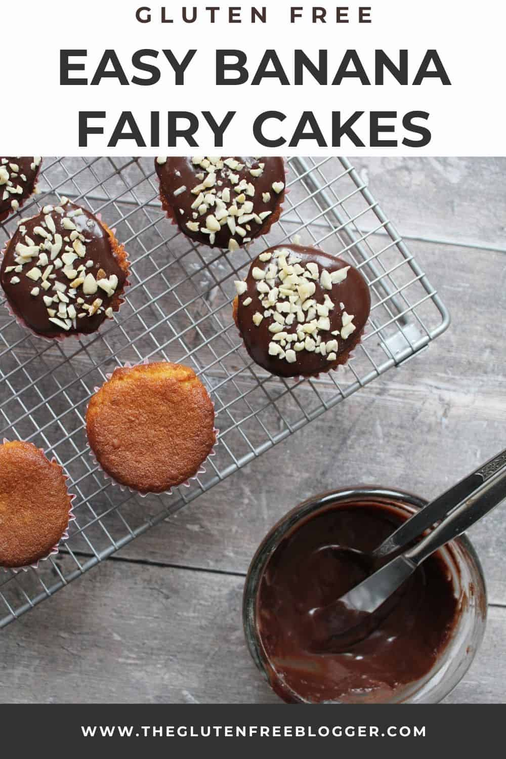 Gluten Free Banana Fairy Cakes Recipe (3)