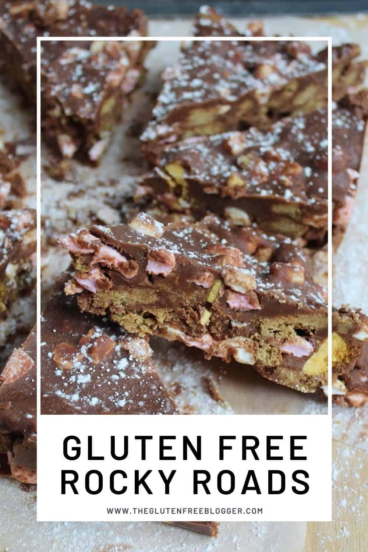 Gluten Free Rocky Roads Recipe