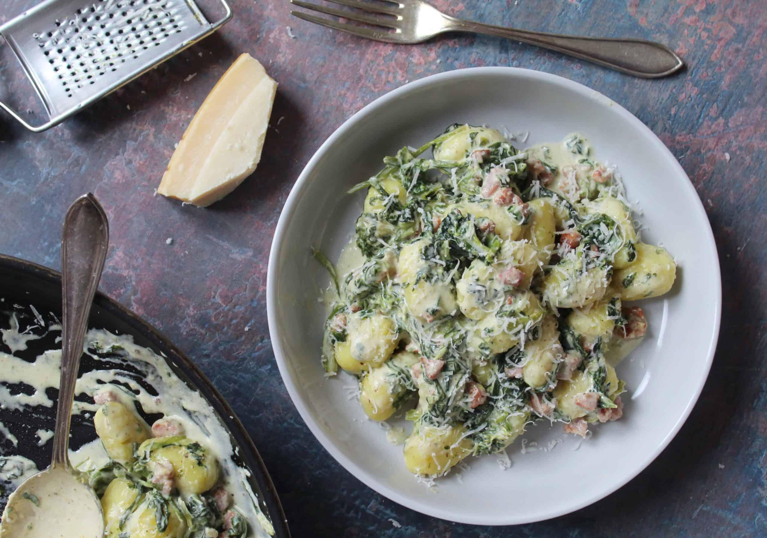 creamy gluten free gnocchi recipe