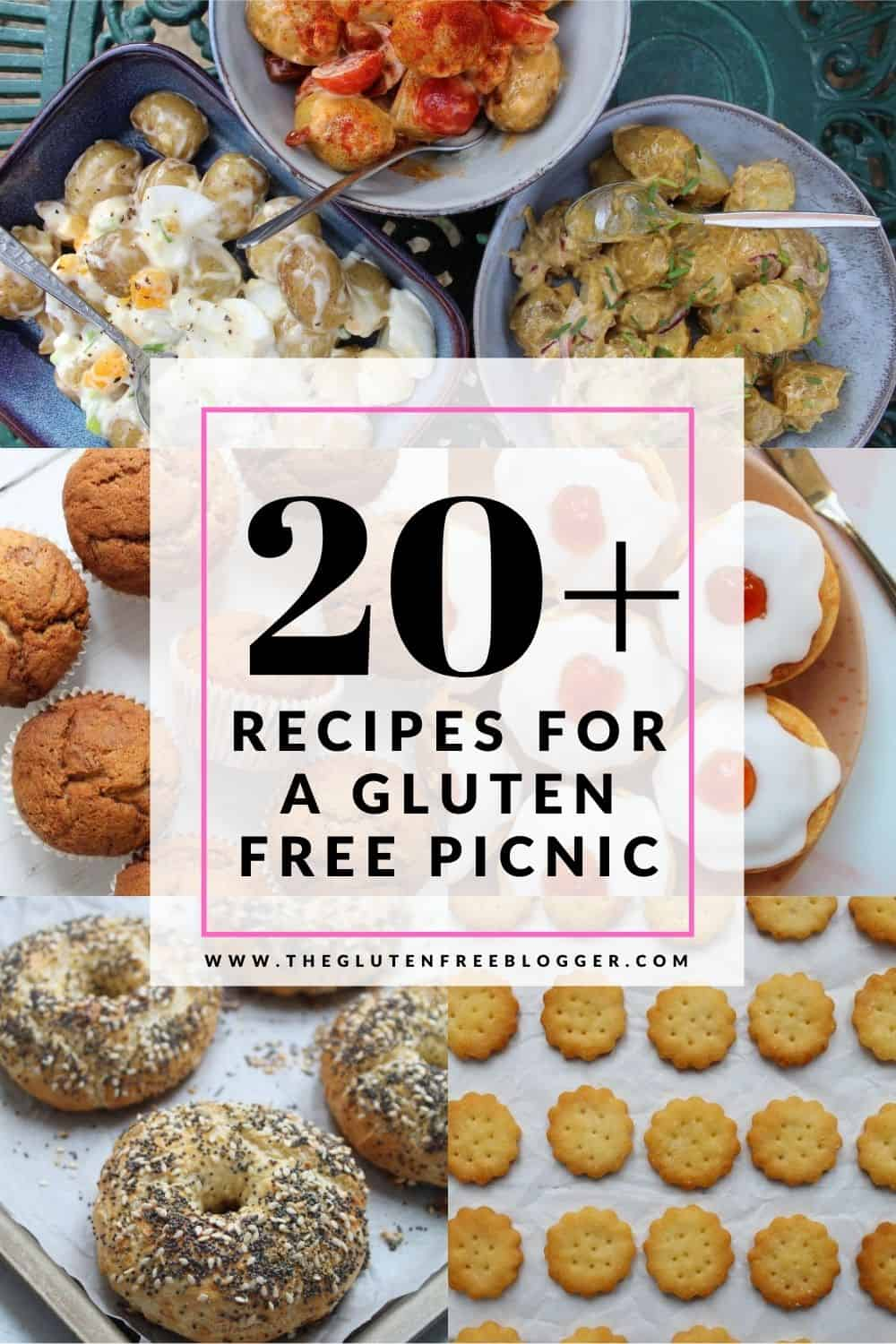 GLUTEN FREE PICNIC RECIPES