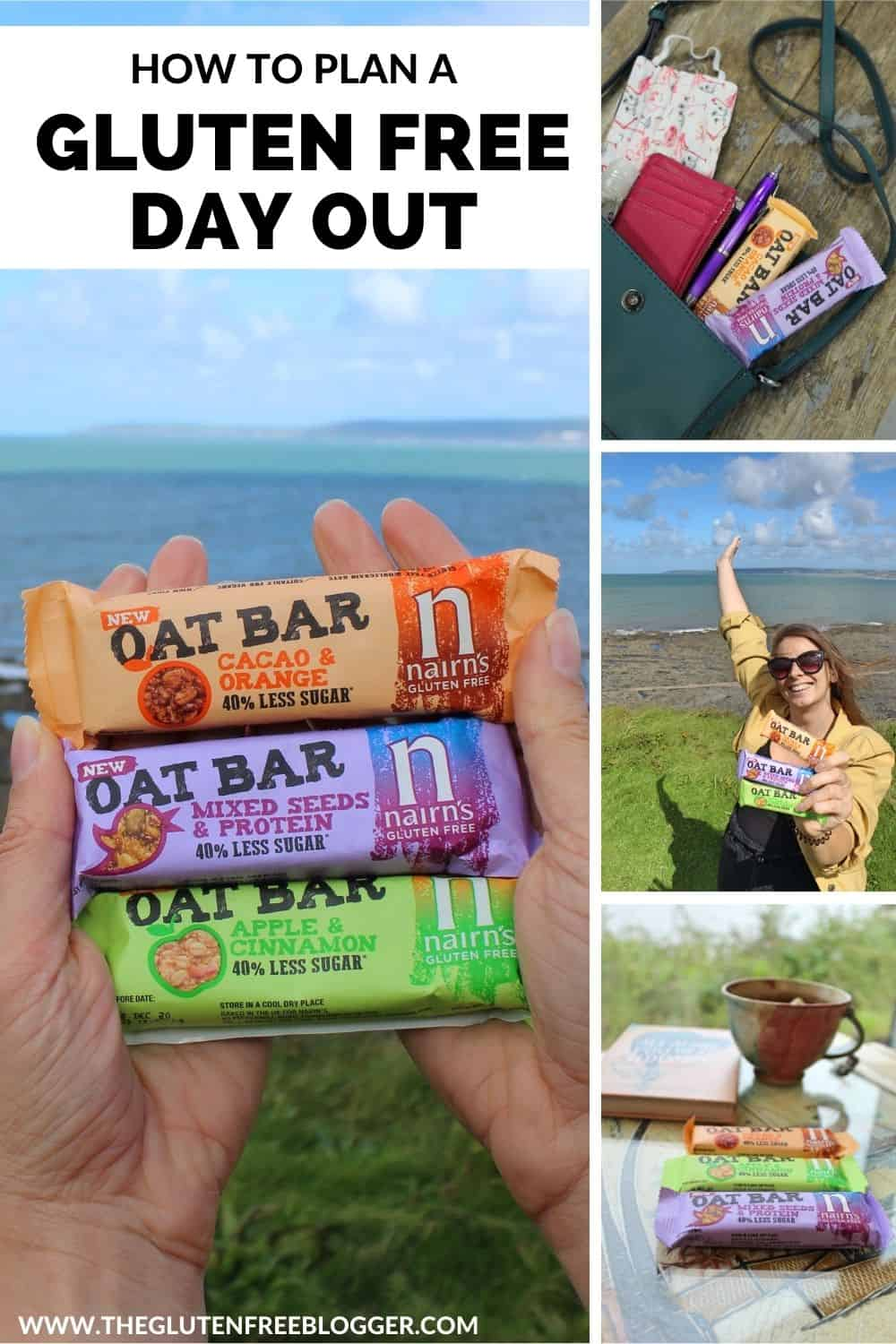 How to plan a gluten free day out