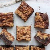gluten free peanut butter brownies recipe
