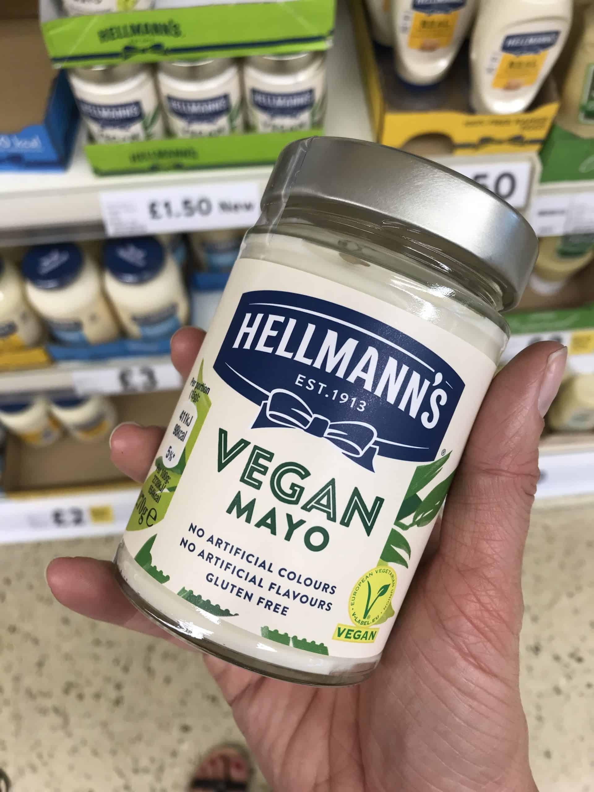 gluten free vegan mayonnaise