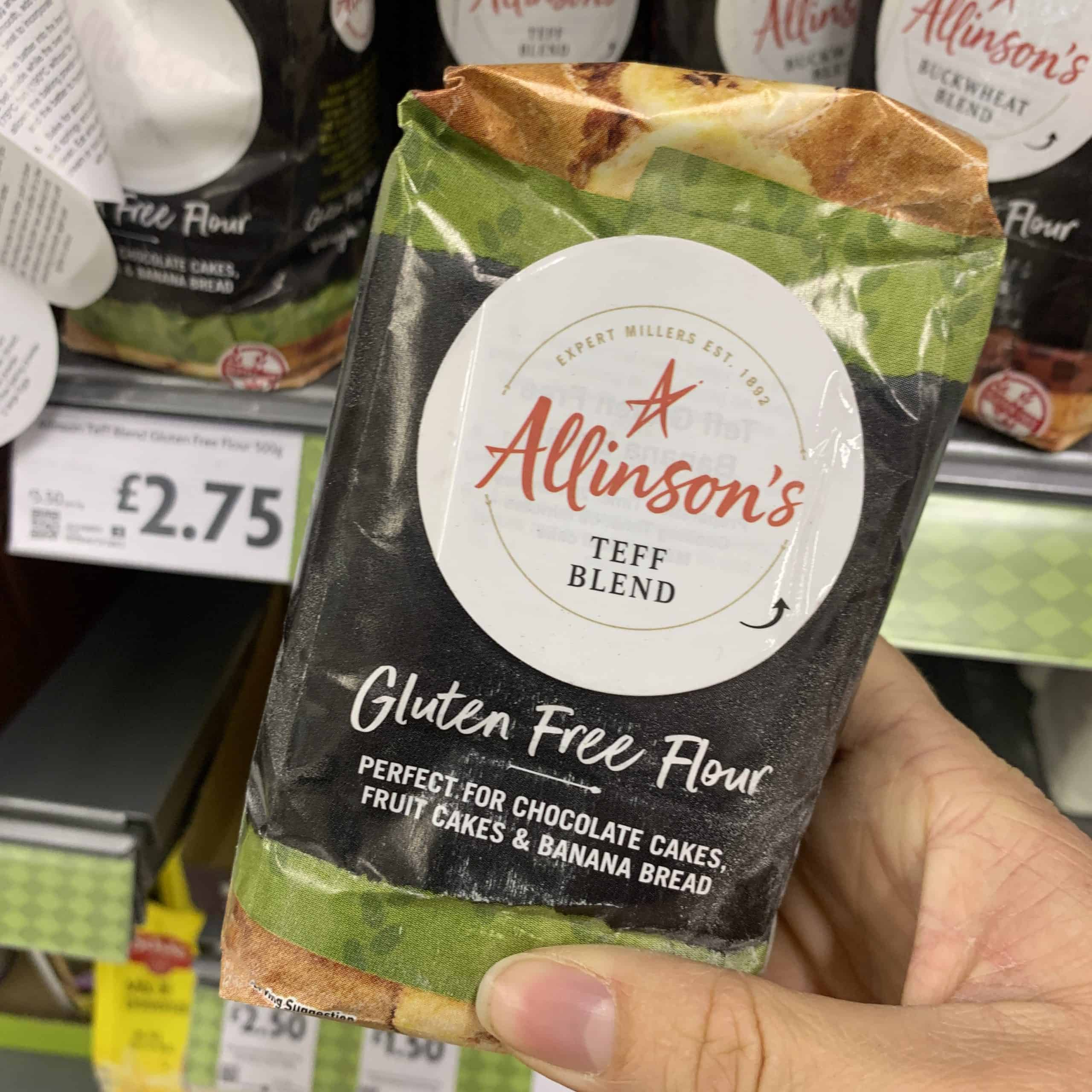 new gluten free products sep 2020