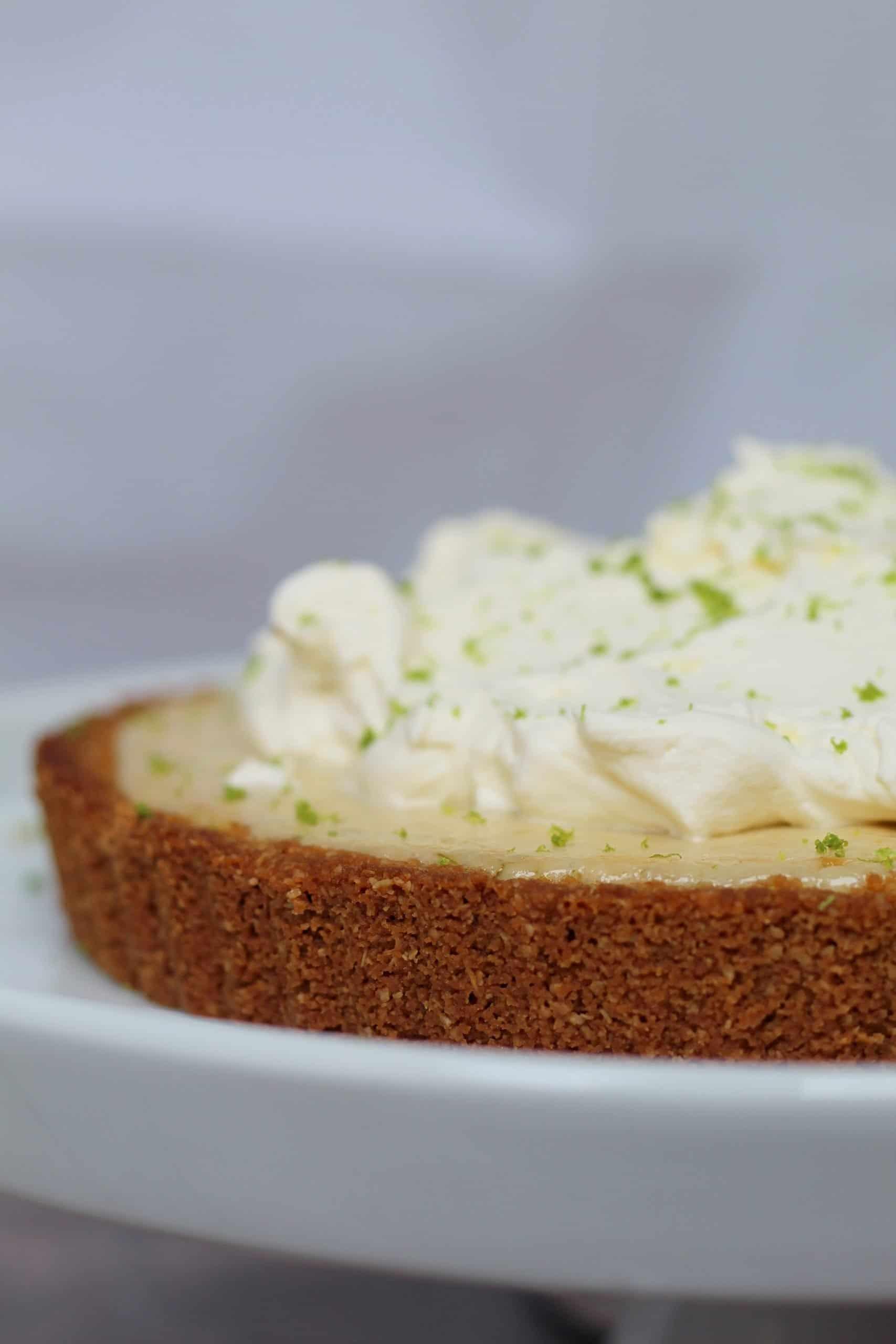gluten free key lime pie recipe