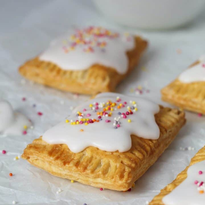 gluten free pop tarts recipe 124