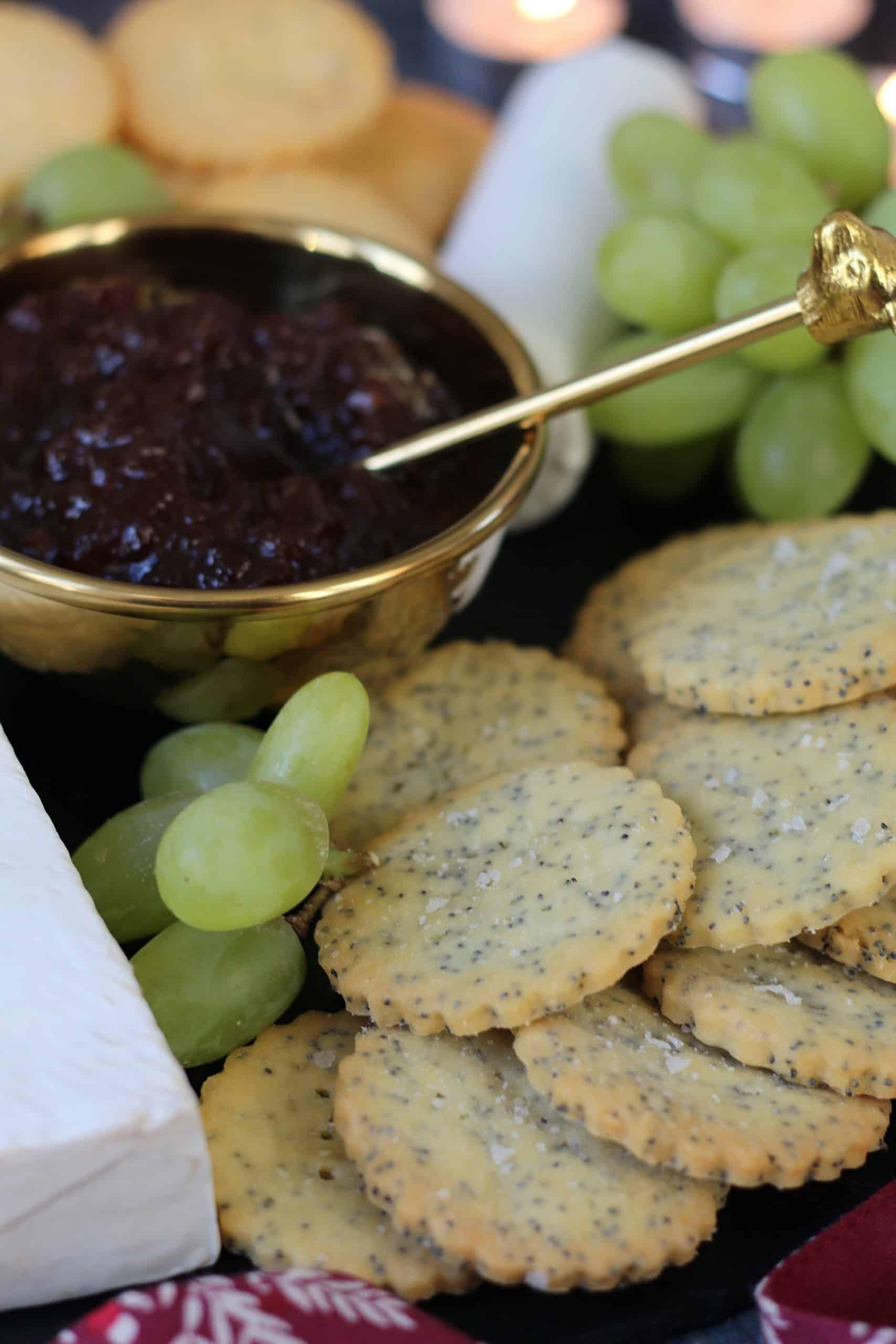 savoury gluten free biscuits