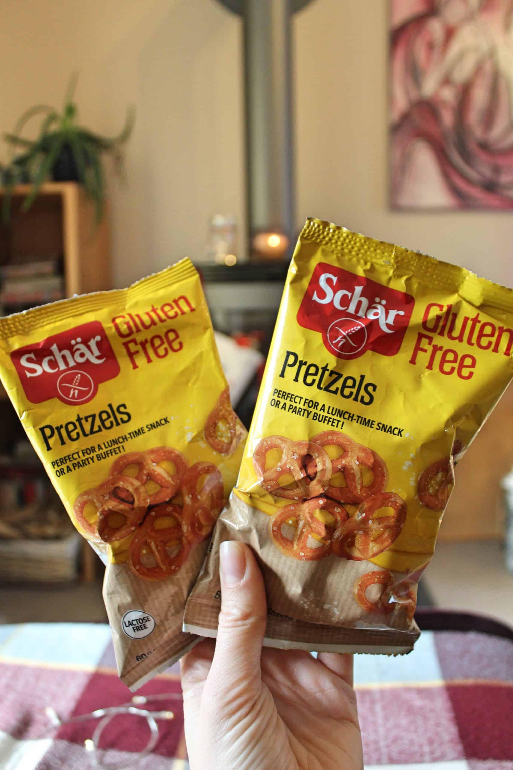 Gluten free Christmas products Schar UK