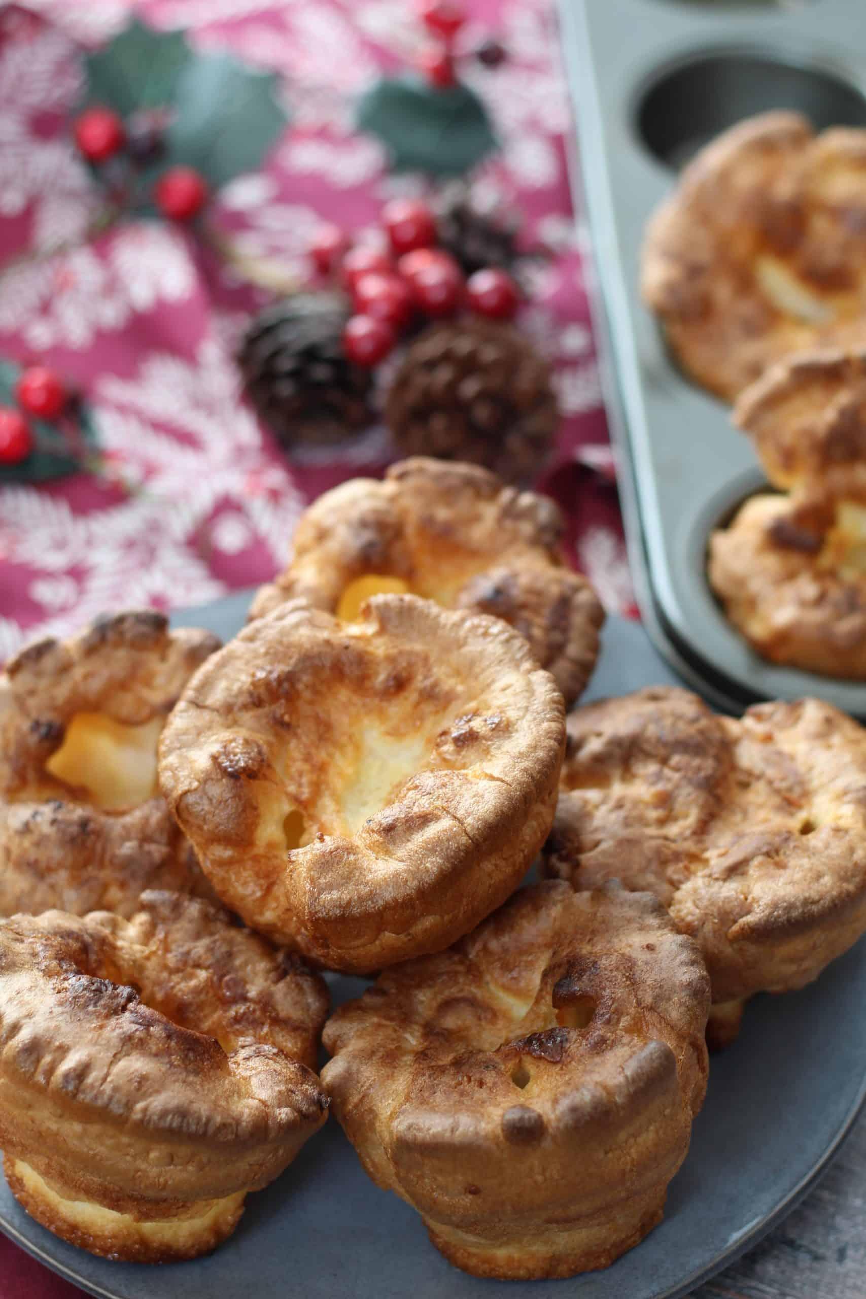 gluten free yorkshire puddings recipe