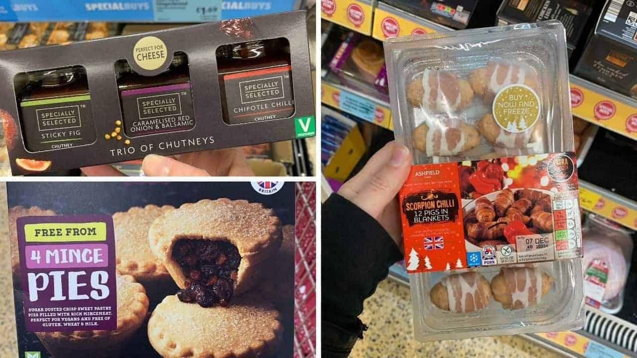 Gluten free christmas food aldi
