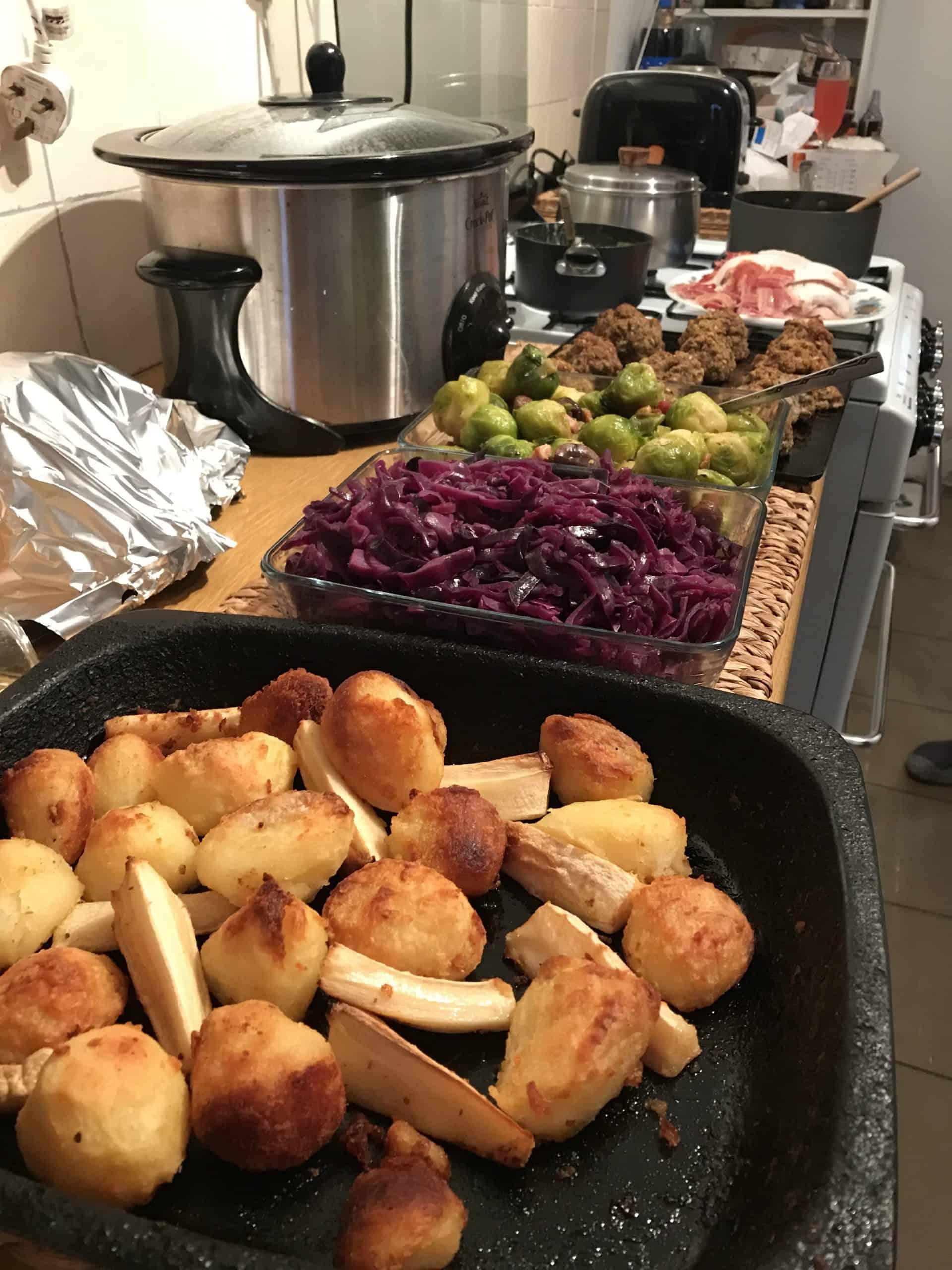 gluten free christmas dinner tips