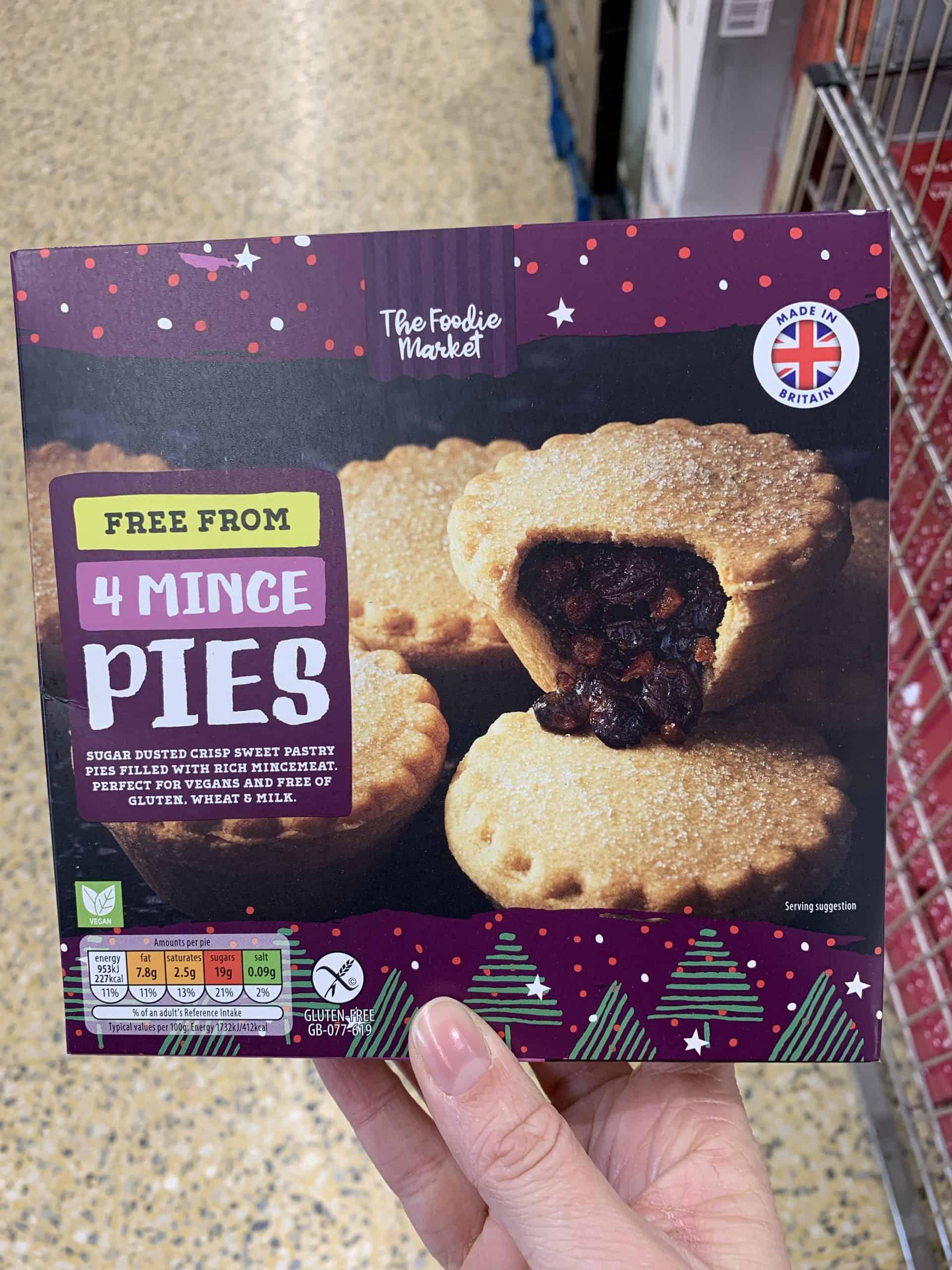 gluten free christmas food aldi december 2020